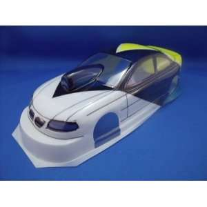 EDP   Pontiac GTO Prostock Painted Body, 4 Inch (Slot Cars