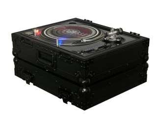 Odyssey FZ1200BL Technics 1200 Style Turntable Case   Numark/Stanton