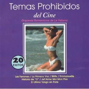 Temas Prohibidos Del Cine Temas Prohibidos Del Cine Music