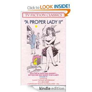 PROPER LADY II (TV FICTION CLASSICS): Sandy Thomas:
