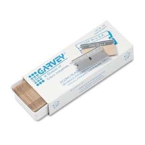 Garvey Economy Single Edge Cutter Blade, Box of 100 (40475