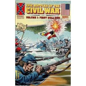 Antietam, Vol. 4 Gettysbug Civil War Comic Books