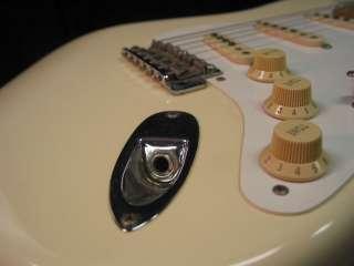 Fender Eric Clapton Stratocaster Strat Guitar White USA W/HSC