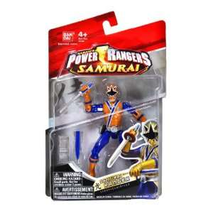 Bandai Year 2011 Power Rangers Samurai Series 4 1/2 Inch
