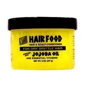 VIGOROL HAIR FOOD W/JOJOBA OIL Size 7 OZ Health
