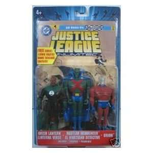 Manhunter, & Orion Action Figures with Comic Book Toys & Games