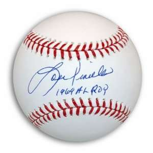 Lou Pinella Autographed/Hand Signed MLB Baseball Inscribed