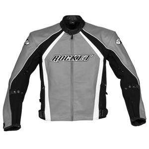 Joe Rocket Blaster 4.0 Jacket   42/Gunmetal/Black/White