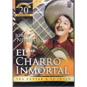Jorge Negrete: El Charro Inmortal: Movies & TV