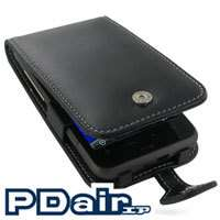 PDair Genuine Leather Flip Case for HTC Inspire 4G