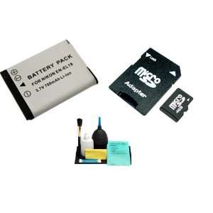 Li Ion Extended Life Replacement Battery Pack for Nikon EN