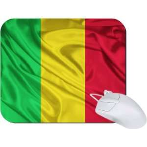 Rikki Knight Mali Flag Mouse Pad Mousepad   Ideal Gift for