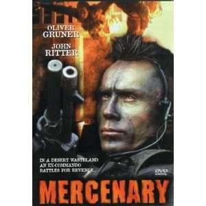 Mercenary: Olivier Gruner, John Ritter, Robert Culp, Ed