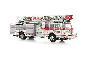 Pierce Velocity 75 HAL Ladder Truck Frisco F.D. 093 01153