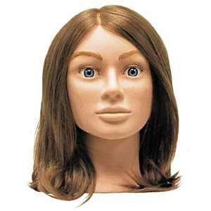Hair Art Total Look Mannequin China Hair 14 Female With