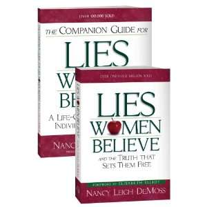 com Lies Women Believe/Companion Guide for Lies Women Believe  2 book