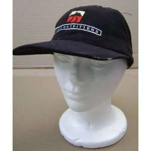 Black Cotton Baseball Cap with FORD OUTFITTERS embroidered
