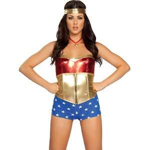 Comic Book Heroine Costume Toys & Games