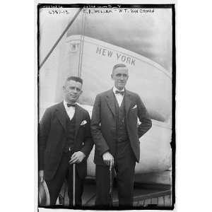 C.K. Wollam & W.T. Van Orman