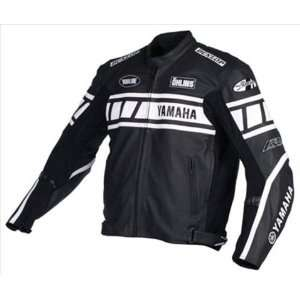 Joe Rocket Yamaha Champion Superbike Jacket   52/Black