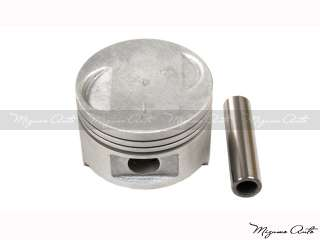 86 95 Suzuki Sidekick Samurai Swift 1.3L High Performance Piston Set