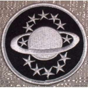 GALAXY QUEST Movie Command Uniform Logo Embroidered PATCH