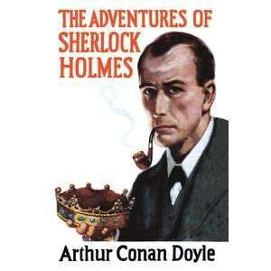 Art Sherlock Holmes Mystery (book cover)   05110 8