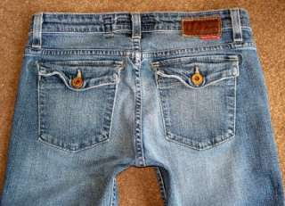 womens BIG STAR jeans trouser bootcut Size 26 R Cooper