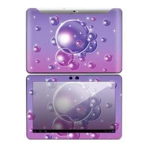 Bubbles Design Decorative Skin Cover Decal Sticker for Samsung Galaxy