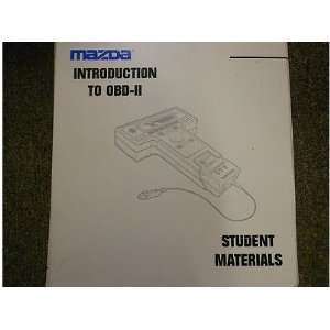1995 2000 Mazda OBD II Service Repair Shop Manual FACTORY OEM BOOK 96