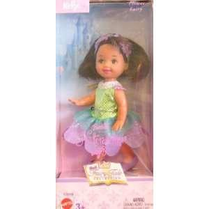 Barbie Nutcracker KELLY Flower Fairy Doll   Fairy Tale