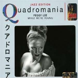 Quadromania   Import (German) 4 CD boxed set Peggy Lee Books