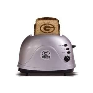 Green Bay Packers PRO TOAST NFL Team Logo Toaster  Sports