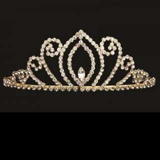 Girls Princess Pageant Quinceanera Communion Tiara