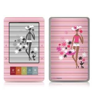 Child Design Protective Decal Skin Sticker for Barnes and Noble NOOK