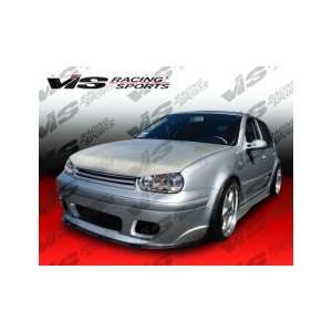 Vis Racing 99 06 Volkswagen Golf 4 2dr/4dr Otto Front Lip Automotive