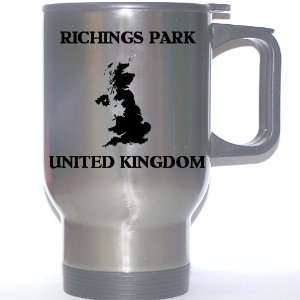 UK, England   RICHINGS PARK Stainless Steel Mug
