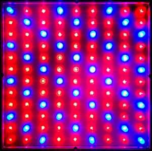 XL LED RED BLUE GROW LIGHT PANEL HYDROPONIC LAMP UFO US