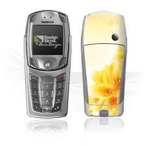 Design Skins for Nokia 6820   Yellow Flowers Design Folie