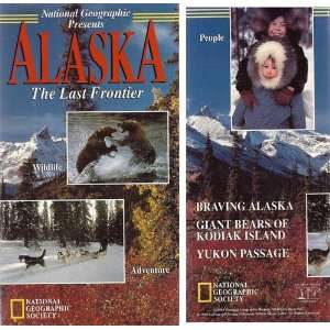 Natl Geo Last Frontier [VHS] National Geographic Vvco