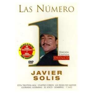 JAVIER SOLISLAS NUMERO 1(DVD+CD) Movies & TV