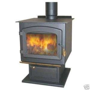 HEATER / STOVE Wood Burning   2,100 Sq Ft   85,000 BTU