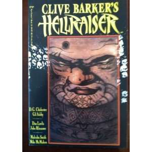 Hellraiser #16 Clive Barker Books