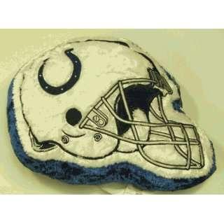 Indianapolis Colts NFL Helmet Himo Plush Pillow
