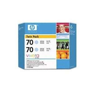 Genuine NEW Hewlett Packard CB351A HP 70 Light Cyan Ink