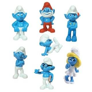 Wilton Smurf Cake Pan (502 4033, 1983) Peyo Wallace Berrie & Co., Inc