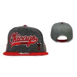 New Era Chicago Bulls Wool Snapback