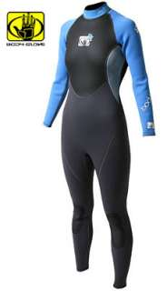 Body Glove 3/2mm Pro 3 Womens Full Wetsuit