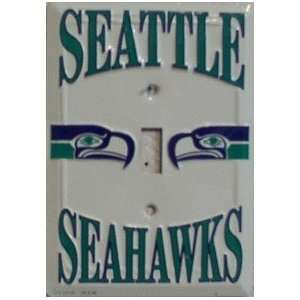 America sports Seattle Seahawks Light Switch Covers