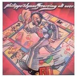 Starting All Over: Philippe Wynne: Music